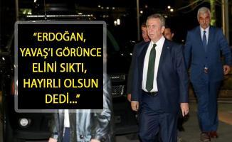 """""""Erdoğan, Mansur Yavaş'ı Görünce Elini Sıktı, Hayırlı Olsun Dedi"""""""