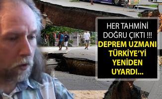 Her Tahmini Doğru Çıktı- Deprem Uzmanı Frank Hoogerbeet Türkiye'yi Yeniden Uyardı