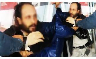 İstanbul'da Metrobüste Akıl Almaz Taciz Olayı! Sapık Gözaltına Alındı...
