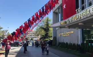 """İstanbul Büyükşehir Belediyesi Tabelasına """"T. C."""" Eklendi!"""