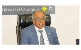 İYİ Parti Yalova İl Başkanı İstifa Etti