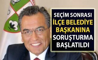 İzmir Torbalı Belediye Başkanı seçilen Ramazan İsmail Uygur hakkında soruşturma başlatıldı!..