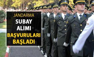Jandarma Genel Komutanlığı Sözleşmeli Subay Alımı Başvuruları Başladı