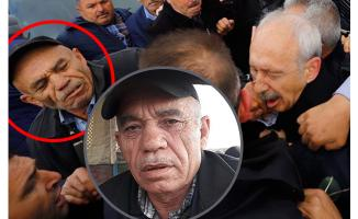 Kemal Kılıçdaroğlu'na Saldıran Şahıs Ak Parti Üyesi Çıktı! İşte Saldırganın İlk İfadesi...