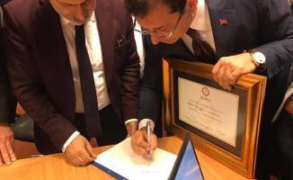 Meral Akşener, Tunç Soyer ve Muharrem İnce İmamoğlu'nu Tebrik Etti!