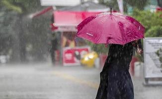 Meteoroloji'den Önemli Bir Uyarı Geldi ! Bu İllere Kuvvetli Yağış Geliyor