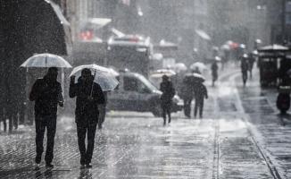 Meteoroloji'den Son Dakika Kuvvetli Yağış Uyarısı! Bu İllerde Yaşayanlar Dikkat