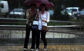 Meteoroloji'den Son Dakika Uyarısı ! Türkiye Geneli Çok Kuvvetli Olacak