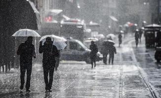Meteoroloji'den Son Dakika Uyarısı! Sıcaklıklar Azalacak, Kuvvetli Yağış Geliyor
