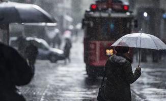 Meteorolojiden Son Dakika Uyarısı! Yağmur Ve Dolu İçin Gün Verildi