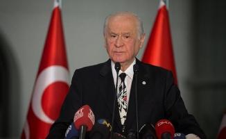 MHP Lideri Bahçeli'den  FOX TV Muhabirine Tepki: Karıştırıyorsunuz Ortalığı