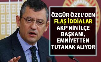 Özgür Özel, canlı yayında AKP'yi çok sert eleştirdi! flaş iddialarda bulundu
