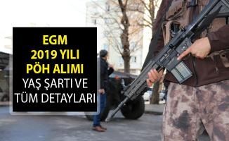 PÖH Alımı Son Dakika! PÖH Alımı Yapılacak Mı? EGM 24. Dönem Polis Özel Harekat Polisi PÖH Alımı Başvuru Şartları! PÖH Alımı Başvuruları