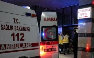 Polis Memuruna Bıçaklı Saldırı, Saldırganı Silahla Vurdu