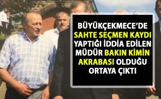 Sahte seçmen kaydı yaptığı iddia edilen Nüfus İl Müdürü Mehmet Mutlu'nun, Erdoğan'ın akrabası olduğu ortaya çıktı
