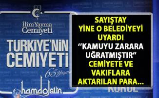 Sayıştay, Arnavutköy Belediyesi'nin yaptığı usulsüzlükleri ortaya çıkardı..
