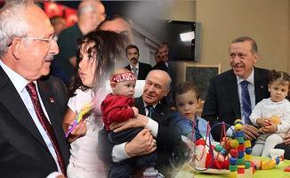 Siyasi Liderlerin 23 Nisan Mesajları