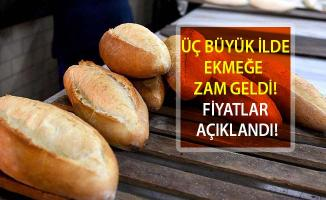 Son Dakika Zam Geliyor! Ankara'da Ekmeğe Zam Geldi, Aydın ve Samsun'da Yolda...