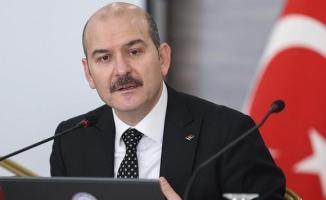 Sosyal Medya'da İçişleri Bakanı Süleyman Soylu İstifa Paylaşımları