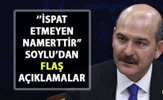 Süleyman Soylu, Büyükçekmece'de sahte seçmen arama ile ilgili çıkan iddialara cevap verdi!