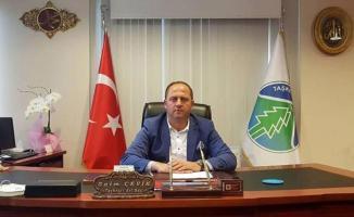 Taşkesti belde belediye başkanı Saim Çevik'e 10 yıl sekiz ay hapis cezası