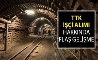 Türkiye Taş Kömürü Kurumu (TTK) İşçi Alımı Ne Zaman Yapılacak? TTK İşçi Alımı 2019!