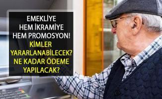 Yeni Emeklilere Hem Promosyon Hem de İkramiye! Mayıs'ta Ne Kadar Ödeme Yapılacak?