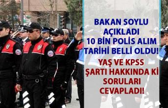 25. Dönem POMEM PMYO Polis Alımı Ne Zaman Yapılacak? Polis Memur alımı Yaş Şartı Değişecek mi?