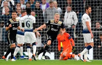 Ajax- Tottenham Şampiyonlar Ligi Maçı Canlı İzle! Ajax- Tottenham Maçı Saat Kaçta, Hangi Kanalda?