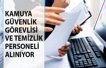 Bakırçay Üniversitesi Güvenlik Görevlisi Ve Temizlik Personeli Alımı İçin İlan Yayımladı!