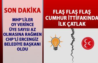 Burdur Belediye Başkanı Ali Orkun Ercengiz oldu!