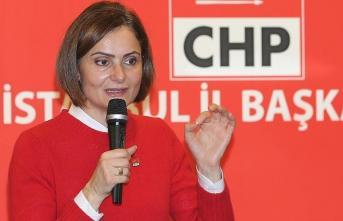 CHP İstanbul İl Başkanı Canan Kaftancıoğlu'nun 11 yıl hapsi istendi
