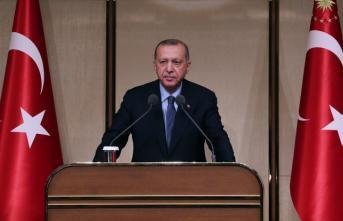 Cumhurbaşkanı Erdoğan'dan UBER Açıklaması: Bizde Bitmiştir, Böyle Bir Şey Yok