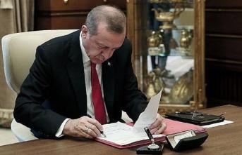Cumhurbaşkanı Erdoğan'ın imzasıyla 13 ile atama yapıldı! Karar Resmi Gazete'de yayınlandı