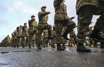 Cumhurbaşkanlığından Yeni Askerlik Sistemine Yönelik Yeni Paylaşım