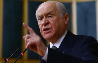 Devlet Bahçeli'den, Kemal Kılıçdaroğlu'nun dokunulmazlığı kalksın çağrısı!