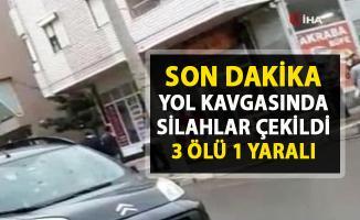 Diyarbakır Hazro ilçesinde yol kavgası yüzünden silahlı çatışma çıktı! 3 ölü 1 ağır yaralı