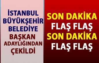 DSP İstanbul Büyükşehir Belediye (İBB) Başkan Adayı Muammer Aydın adaylıktan çekildi!