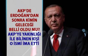 Erdoğan'ın yerine geçecek isim belli oldu mu? Sabah gazetesi Okan Müderrisoğlu o ismi ima etti