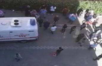 Esenyurt'ta Dehşet Anları! Kızı Keserle Başından Yaraladı, Pompalı Tüfekle Sağa Sola Rastgele Ateş Etti