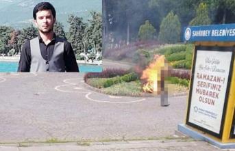 Gaziantep'te işsizlik nedeniyle kendini yakan Eyüp Dal hayatını kaybetti