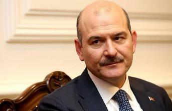 İçişleri Bakanı Süleyman Soylu'dan Terörle Mücadele Açıklaması: Herkes Kelle Koltukta Mücadele Ediyor