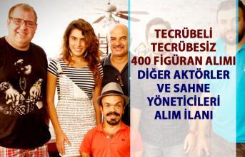 İŞKUR İstanbul İş İlanları! Dizi ve Filmlere oyuncu ve figüran alım ilanları!