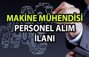 İŞKUR tarafından 173 Makine Mühendisi Personel alım ilanları