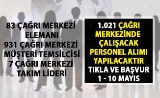 İŞKUR tarafından yayınlanan çağrı merkezi personel alımı iş ilanları!