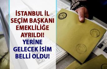 İstanbul İl Seçim Kurulu Başkanı Müberra Gürdal'ın yerine gelecek isim belli oldu!