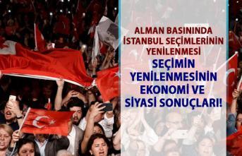 İstanbul seçimlerinin yenilenmesinin ekonomi ve siyasi sonuçları!