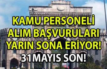 İstanbul Üniversitesi akademik personel alım ilanı! 37 öğretim görevlisi personel alımı yapılacaktır!