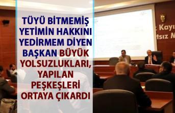 Kırşehir Belediyesi'nde büyük yolsuzluklar yapıldığı ortaya çıktı!