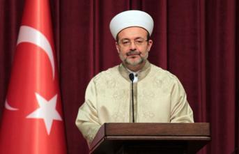 Mehmet Görmez Yeni Partide Yer Alacak Mı? Görmez'den Ahmet Davutoğlu Hakkında Açıklama